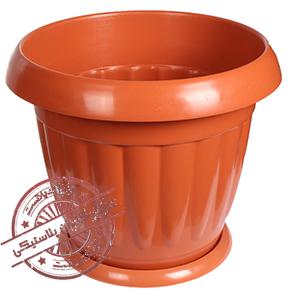 گلدان پلاستیکی نارون