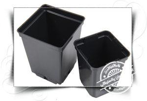 جعبه گلدان پلاستیکی